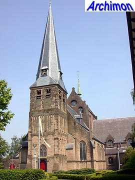 Groessen (G): St. Andreas
