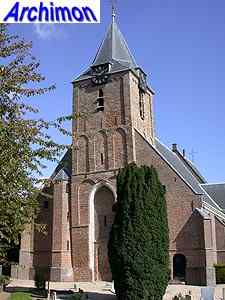 Rumpt (G): reformed church