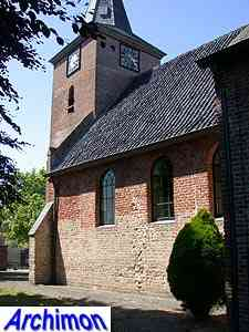 Valburg (G): reformed church