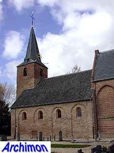 Wadenoijen (G): reformed church