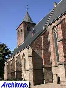 Westervoort (G): reformed church or Werenfriedkerk