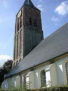 Zoelen (G): reformed church or Stefanuskerk